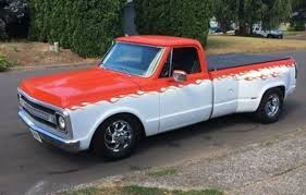 Chevrolet C/k 10 Pickup In Washington For Sale ▷ Used Cars On ...