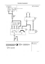 repair guides heating, ventilation & air conditioning (2003 2002 Lincoln Ls Wiring Diagram wiring diagram a c,m , page 02 (2003) 2004 lincoln ls wiring diagram