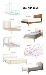 Are you getting ready to make the switch from a crib to a big kid bed? Are  you moving to a toddler, twin, or full bed?