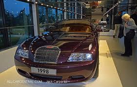 Bugatti eb 118 1998 autostadt museum 2015 jack carpenter photo. Bugatti 1990 S All Car Central Magazine