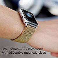 Milanese Apple <b>Watch Band</b> for iWatch Series 5 4 3 2 1, <b>CORN</b> ...