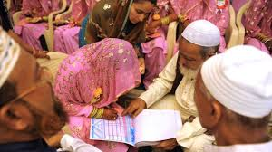 Image result for muslim marriage
