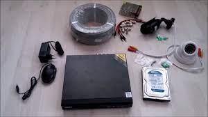 Güvenlik Kamerası Kurulumu Nasıl Yapılır? (Tüm Aşamalarıyla) - YouTube