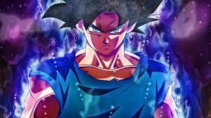 Son Goku, Ultra Instinct Goku, Dragon ...