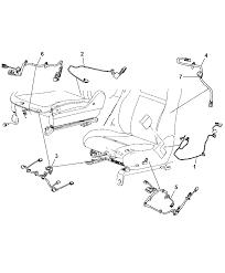 2006 jeep grand cherokee wiring seats