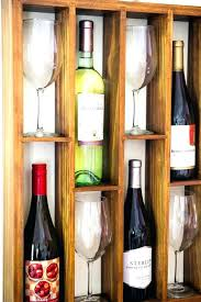 target wine glass rack wine rack wall mounted wine glass rack target best wall mounted wine