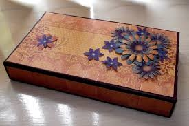 Decorating Cigar Boxes scrapbook paper cigar box Karingal Neighbourhood House 50