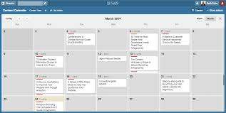 How To Create An Editorial Calendar For Your Content