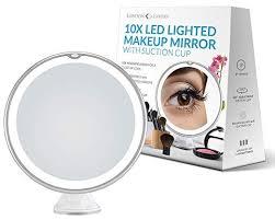 london luxury 10x magnifying makeup