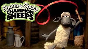Thể dục nghệ thuật với lụa | Championsheeps | Những Chú Cừu Thông Minh  [Shaun the Sheep] - YouTube