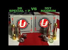 38 Special P Vs 357 Magnum Ballistics Gel