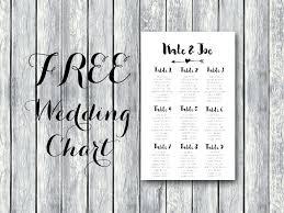 Free Printable Seating Chart Impressive Seating Chart For Wedding Template Mediaschool