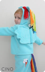 diy rainbow dash costume for via craftinessisnotoptional com