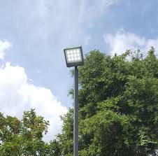 378w high output led 23 outdoor flood light
