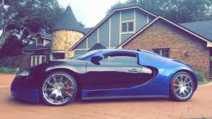 It is limited to five units. This 125 000 Bugatti Veyron Is Actually A 2002 Mercury Cougar Robb Report