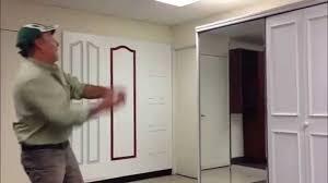interesting custom home depot closet doors with mirror dressers and ceramic floor