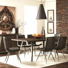 industrial dining room table and chairs. Industrial Dining Room Table Living Set Coaster Fine Furniture And Chairs F