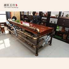 loft industrial furniture. American Industrial Pipe Tea Table Made Of And Valve Loft Creative Vintage Style Boss J003-in Library Furniture From On
