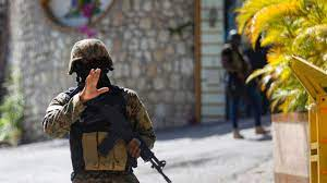 Haiti: Four 'mercenaries' who ...