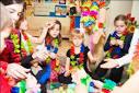Сценарий детской гавайской вечеринки m