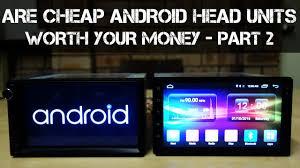 Should I buy a Cheap Android Head Unit? - Part 2 - Octacore vs ...
