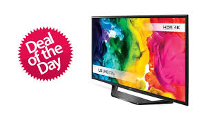 lg tv deals uk. this 49-inch 4k lg tv with hdr under £500 is your futureproofed telly deal of the day lg tv deals uk o