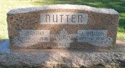 Jacob Allison Nutter (1875-1956) - Find A Grave Memorial