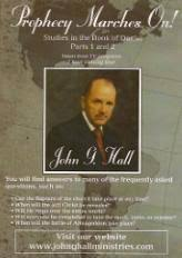 John G Hall Chart Gods Dispensational And Prophetic Plan Charts And Books By