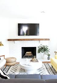 white brick fireplace black mantle red brick fireplace with white mantle white brick fireplace dark walls