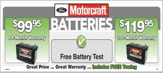 Motorcraft Battery Group 48