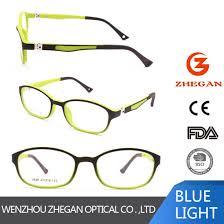 2018 ready goods factory custom tr90 safety children glasses latest plastic optical frames reading glasses