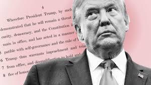 The second impeachment of Donald Trump: what happens next?