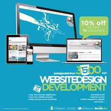 It Website Design Attractive Website Design Development Package For 3500