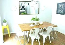 medium size of small round folding dining table oak and chairs for spaces tables white kitchen