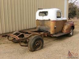 Antique 1941-46 ? GMC Chevy Pickup 3/4 Restore Hot Rod Rat Rod ...