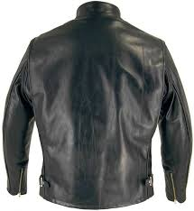 schott nyc mens 141 cafe racer leather motorcycle jacket