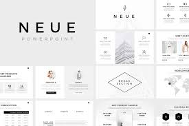 Power Point Tempaltes Free Neue Minimal Powerpoint Template