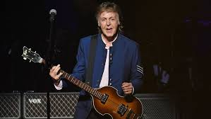 Charts Egypt Station Paul Mccartney Lands No 1 Album For First Time In 36 Years