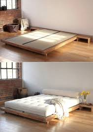 japanese bed frame. Japanese Style Bed Complicated Elements In One Comfy Regarding Frame Designs 7