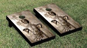 Wooden Corn Hole Game New STAR WARS Cornhole Game Sets Nerdist 43