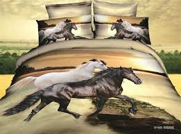 horse bedding set horse bedding sets white black horse comforter bedding horse themed bedding sets australia