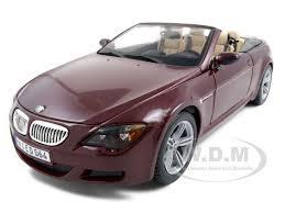 bmw m6 model car