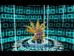 Digimon Linkz Renamon Evolution Kyubimon Evolution Chart