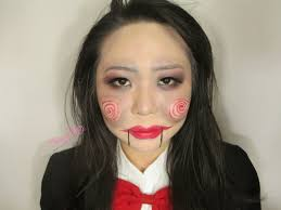 makeup tutorial billy the puppet made easy video tutorial