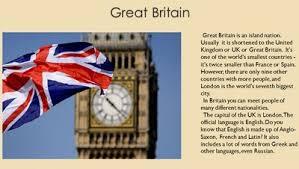 Школьные презентации по английскому языку Презентация по английскому языку Англоговорящие страны Канада США Великобритания Австралия Новая Зеландия