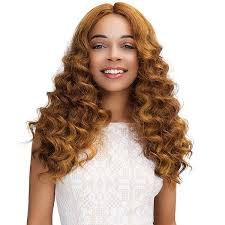 Janet Collection Wig Color Chart Janet Collection Premium Fiber Extended Part Wig Gabriela