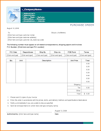 Purchase Order Template Word Beautiful Purchase Order Template Word JOSHHUTCHERSON 16