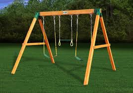 small swing sets fun in your backyard cool outdoor toys