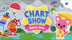 Pinkfong Chart Show Rainy Day Songs Pinkfong Baby Shark
