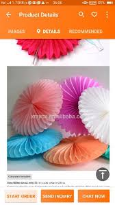 Paper Flower Suppliers Party Decoration Paper Flower Manufacturer In Ranchi